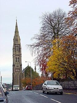 Preĝejo de St Patrick, Dungannon - geograph.org.uk - 112576.jpg