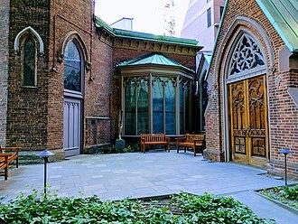Church of the Transfiguration, Episcopal (Manhattan) - Image: Church of the Transfiguration, Episcopal (Manhattan)