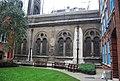 Churchyard of St Michael, Cornhill-geograph-4270924.jpg