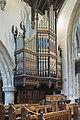 Cirencester, St John the Baptist church, organ (31467826218).jpg