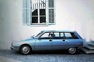 PSA Vigo Plant - Citroën GS