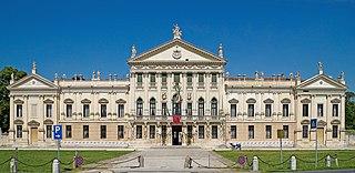 Stra Comune in Veneto, Italy