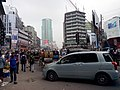 City Center View From Dainik Bangla More.jpg