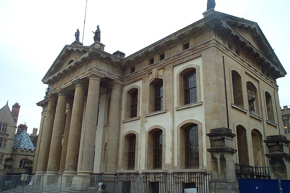 Clarendon Building Oxford 20060411