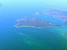 Clarke Island-Recent developments-Clarke Island aerial