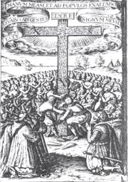 Claude d'Abbeville, Histoire de la mission, cruz.png