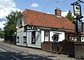 Clavering Essex 'Fox & Hounds' pub.JPG