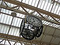 Clock, Waterloo Station, London - geograph.org.uk - 1401820.jpg