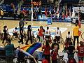 Closing ceremony at the 2014 Women's World Wheelchair Basketball Championship.jpg