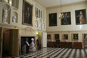 Christchurch Mansion - The Great Hall in August 2013