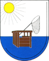 Coat of arms de-be rahnsdorf 1987.png