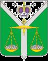 Coat of arms of Bolsherogachovskoe.png
