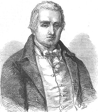 William Cobbett, who denounced the government from his prison cell CobbettEngraving.jpg