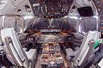 Cockpit of Omega Tanker McDonnell Douglas DC-10-40I.jpg