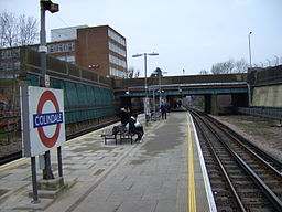 Colindale north