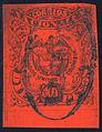 Colombia 1870 10P Sc65.jpg