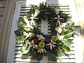 Colonial Williamsburg (December, 2011) - Christmas decorations 74.jpg
