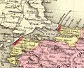 Colton, G.W. Turkey In Asia And The Caucasian Provinces Of Russia. 1856 (DF).jpg