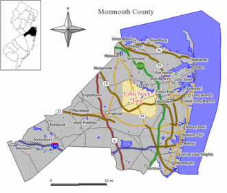 Colts Neck Township, New Jersey - Image: Colts neck twp nj 025