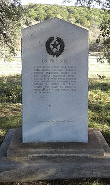 Comanche Indian Treaty historical marker.jpg