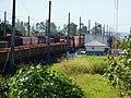 Comboios em cruzamento no pátio da Estação Ferroviária de Itu - Variante Boa Vista-Guaianã km 202 - panoramio (15).jpg