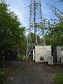 Communications mast near Sheepfold - geograph.org.uk - 792488.jpg