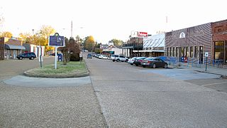 Como, Mississippi Town in Mississippi, United States