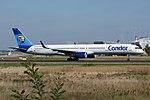 Condor (Thomas Cook) Boeing 757-330 D-ABOI (27314612132).jpg