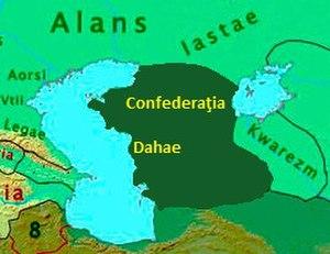 Dahae - Image: Confederaţia.Dahae