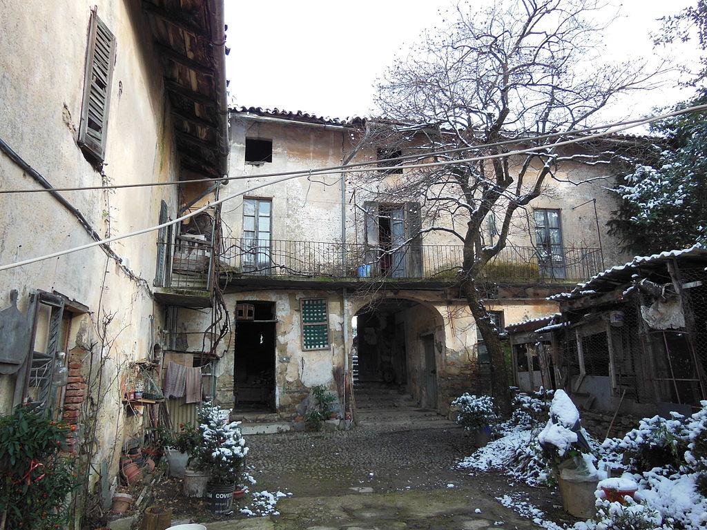 File consonno cortile interno vecchia canonica jpg for Piani di casa cortile interno