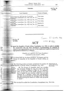 Constitution Amendment Act 1966.djvu