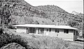 Construction, residence Building 14 near completion, Oak Creek. ; ZION Museum and Archives Image 004 03A081 ; ZION 7375 (503df9bcdddd40709bcfad492237f046).jpg