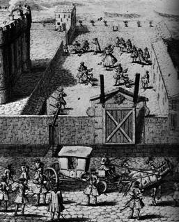 Convulsionnaires of Saint-Médard