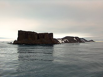 Antarctic Specially Protected Area - Image: Coppermine Peninsula