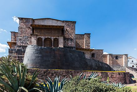 Quri Kancha and the Convent of Santo Domingo, Cusco Coricancha, Cusco, Peru, 2015-07-31, DD 68.JPG