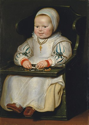 Cornelis de Vos - Portrait of Susanna de Vos