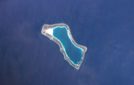 Cornwallis South Reef, Spratly Islands.png