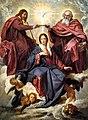 Coronación de la Virgen, by Diego Velázquez.jpg