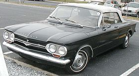 Image illustrative de l'article Chevrolet Corvair