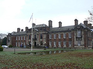 North Yorkshire - County Hall, Northallerton