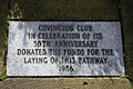 Covington Club Plaque.jpg