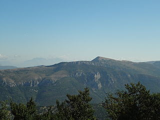 Les Omergues Commune in Provence-Alpes-Côte dAzur, France