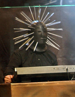 Craig Jones al Mayhem Festival nel 2008