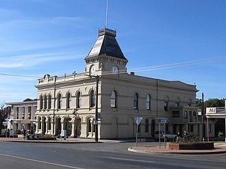 Creswick, Victoria - Image: Creswick Town Hall