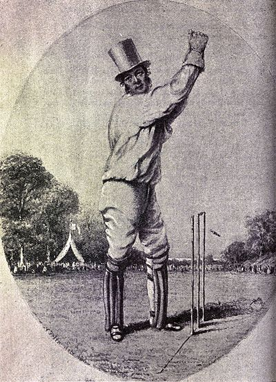 Cricket, WG Grace, 1891- Hows That.jpg