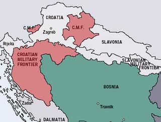 Croatian Military Frontier