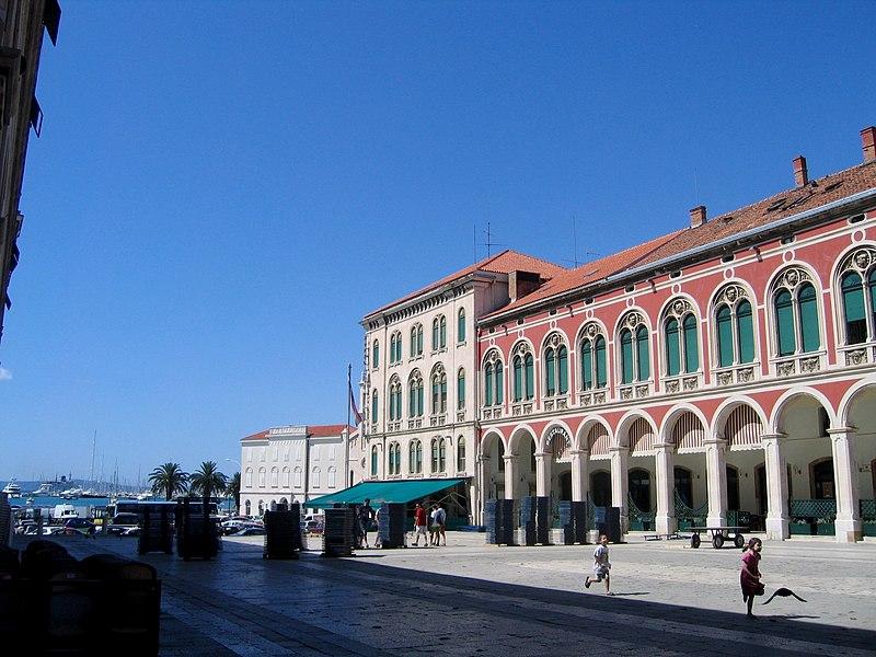 File:Croatie Split Place Republique 16082008 - panoramio.jpg
