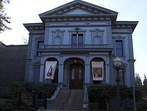 Edwin B. Crocker - Crocker Art Museum in Sacramento, California