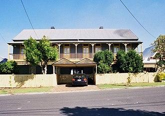 Cross Terrace - Image: Cross Terrace