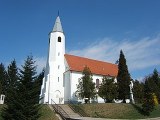 Csurgó Town in Southern Transdanubia, Hungary